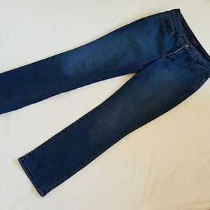 NYDJ Skinny Lift and Tuck Jeans